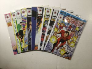 Harbinger 9-22 25 Lot Run Set Near Mint Nm Valiant