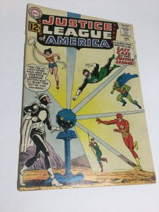 Justice League Of America 12 Vg/Fn Very Good/Fine 5.0 First Dr. Light DC SA