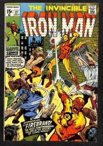 Iron Man #27 (1970)
