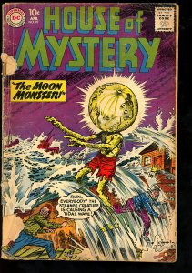 House of Mystery #97 (1960)