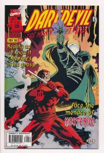 DAREDEVIL #358 Nov 1996 - Mysterio ~  Marvel Comics ~NM (HX119)