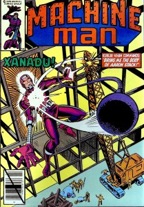 Machine Man #13 (1980)