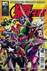 Avengers: The Children's Crusade Young Avengers #1, NM (Stock photo)