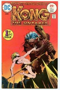 Kong the Untamed 1 Jul 1975 VF-NM (9.0)