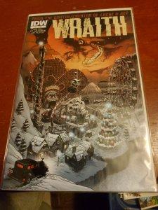 Wraith #3 (2014)