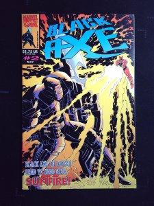Black Axe (UK) #2 (1993)