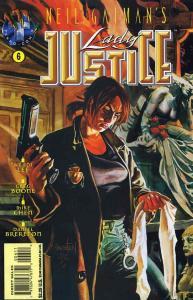 Lady Justice (Neil Gaiman's…, Vol. 1) #6 VF/NM; Tekno | save on shipping - detai