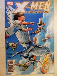 X-Men Unlimited #8 (2005)
