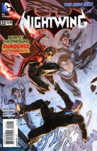 Nightwing (2011 series) #22, NM- (Stock photo)