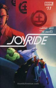 Joyride #11 VF/NM; Boom! | save on shipping - details inside