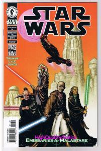 STAR WARS 14, NM+, Malastare, Tim Truman, Mark Schultz, 1998, more SW in store