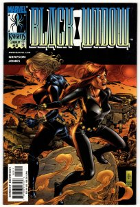 Black Widow #2 (NM-) 1999 series High Grade MARVEL - Hot!