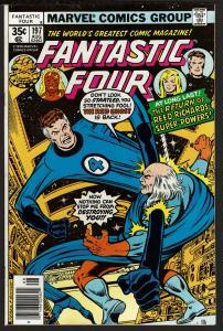 Fantastic Four #197 (Aug 1978  Marvel) 7.5 VF-