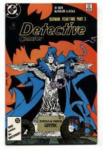 Detective #577 comic book-1987 BATMAN-YEAR TWO-Near Mint