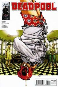 Deadpool (2008 series) #40, NM (Stock photo)