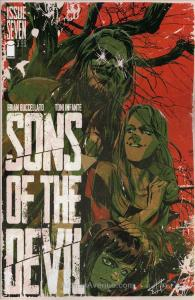 Sons of the Devil #7 VF/NM; Image | save on shipping - details inside