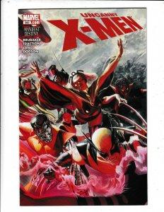 THE UNCANNY X-MEN #500 VF/FN       MANIFEST DESTINY   MARVEL COMICS