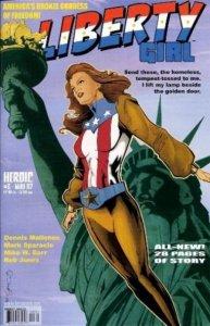 Liberty Girl #3, NM- (Stock photo)