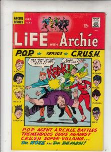 Life with Archie #51 (Jul-66) VF/NM- High-Grade Archie, Jughead, Betty, Veron...