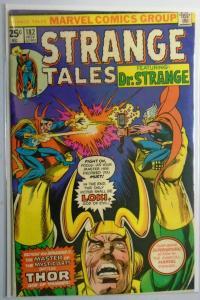 Strange Tales (1st Series) #182, 5.0 (1975)