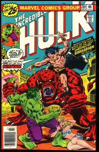 The Incredible Hulk #201 (1976)