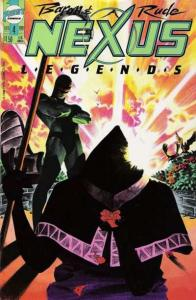 Nexus Legends #4, NM (Stock photo)