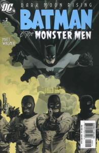 Batman: The Monster Men #2 VF/NM; DC   save on shipping - details inside