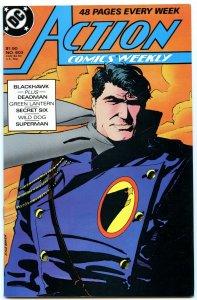 Action Comics Weekly 603 Jun 1988 NM- (9.2)
