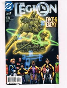 The Legion # 10 VF/NM DC Comic Books Legion Of Super-Heroes Justice League! SW13