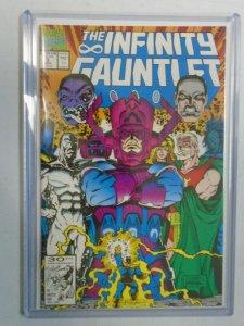 Infinity Gauntlet #5 8.0 VF (1991 1st Series)