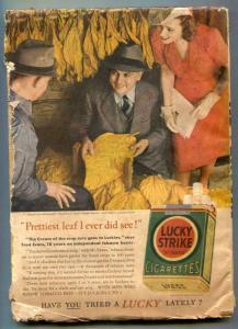 Adventure Pulp August 1940- Surdez Foreign Legion fair