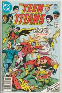 Teen Titans, The #49 (Aug-77) NM/NM- High-Grade Kid Flash, Robin, Wonder Girl...