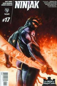 Ninjak (2015 series) #17, VF+ (Stock photo)