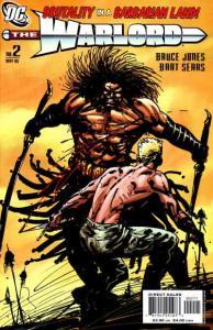 Warlord (2006 series) #2, NM (Stock photo)
