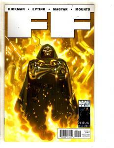 8 Future Foundation FF Fantastic Four Marvel Comic Books #2 3 4 6 8 9 10 11 MF21