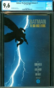 Batman: The Dark knight Returns #1 CGC 9.6