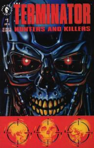 TERMINATOR HUNTERS & KILLERS (1992 DH) 1-3 complete!