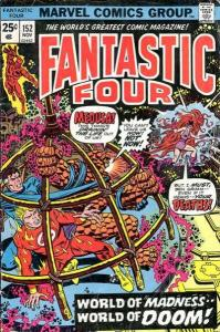 Fantastic Four (1961 series) #152, Fine- (Stock photo)