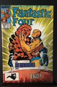 Fantastic Four #317 (1988)