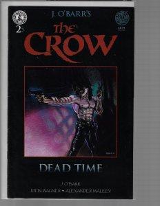 Crow: Dead Time #2 (Kitchen Sink, 1996)