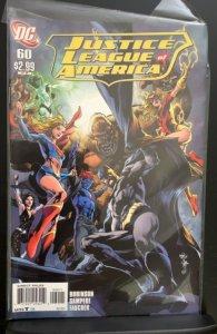 Justice League of America #60 (2011)