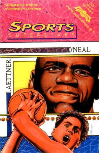 Sports Superstars #16 VF/NM; Revolutionary | combined shipping available - detai