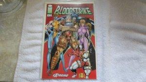 OCT. 1993 IMAGE COMICS BLOODSTAIKE # 4