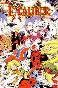 Excalibur (1988 series) Special Edition #1, NM (Stock photo)