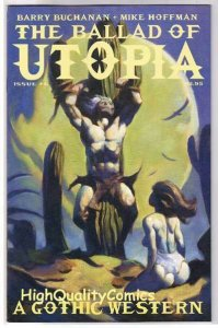 BALLAD of UTOPIA #6, NM, Gothic Western, Mike Hoffman, 2000