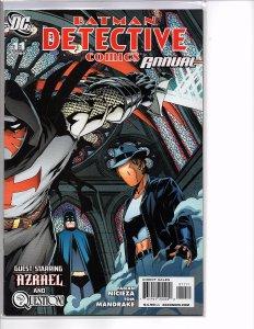 DC Comics Detective Comics Annual #11 Batman;