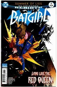 Batgirl #17 Rebirth Main Cvr (DC, 2018) VF/NM