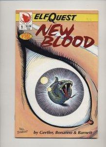 ElfQuest: New Blood #6 (1993)