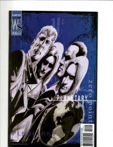 Lot of 12 Planetary Comic Books #14 15 16 17 18 19 20 21 22 23 24 25 J344