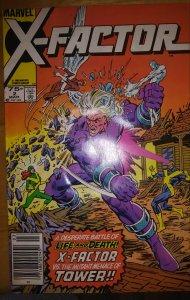 Marvel x-factor